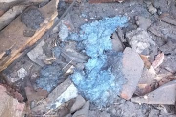 Asbestos Sample Analysis in Crowthorne
